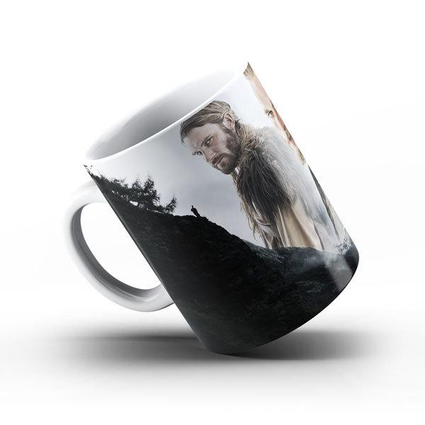 Чаша Vikings Lagertha Ragnar Rollo vgsch105