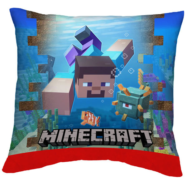 Възглавничка Minecraft MTP106