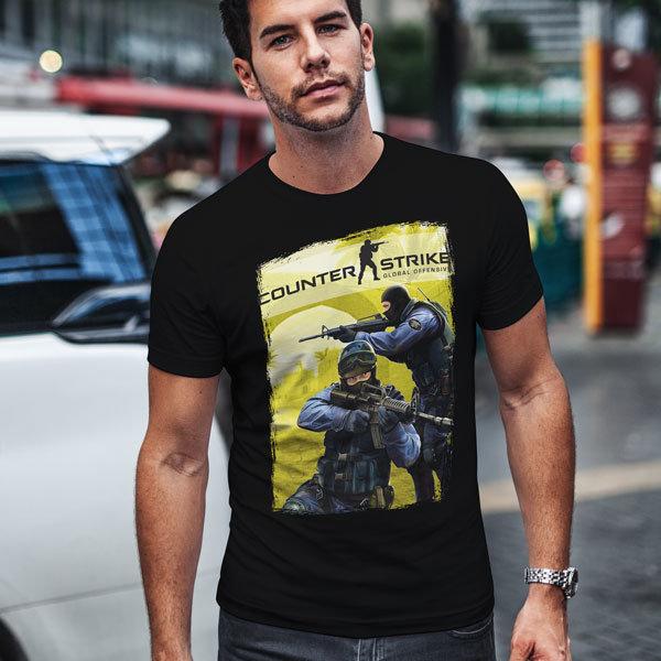 Тениска - Counter-Strike: Global Offensive CSGOT105