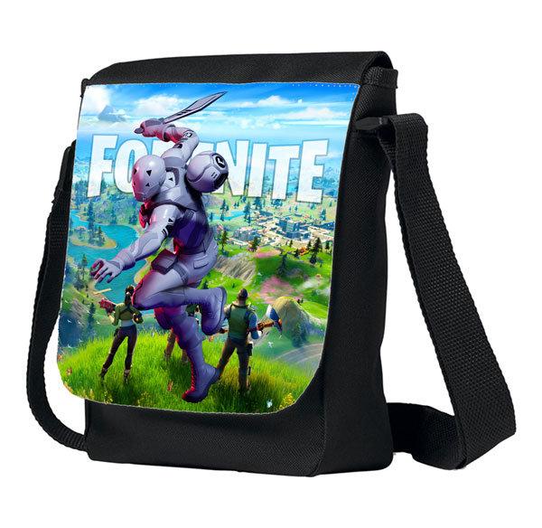 Чанта за през рамо Fortnite Chapter 2 - Scratch FBRB1103