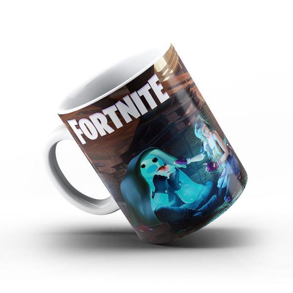 Керамична чаша Fortnite Chapter 2 - Cameo FBRCH104