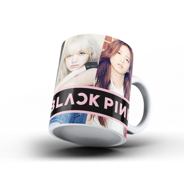 Керамична чаша BLACKPINK BP102