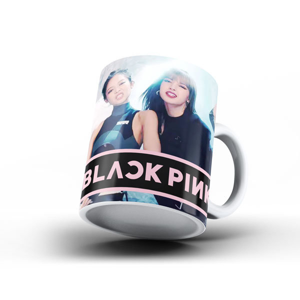 Керамична чаша BLACKPINK BP103