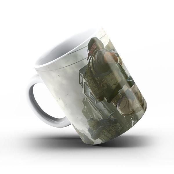 Керамична чаша - Call of Duty CODCH101