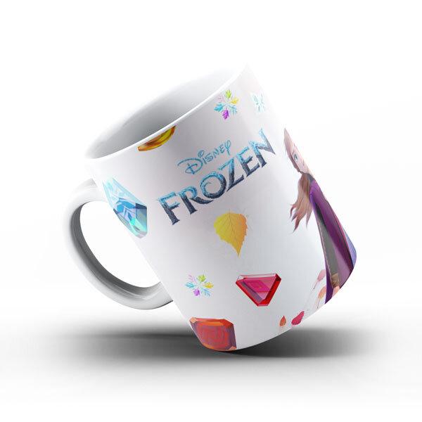 Чаша - Frozen - Замръзналото кралство Елза и Анна FRCH101