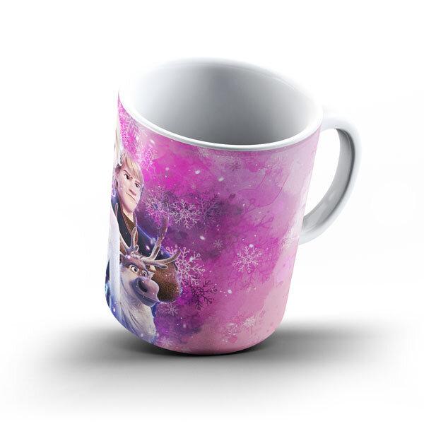 Чаша Frozen - Замръзналото кралство Елза Анна Кристоф FRCH103