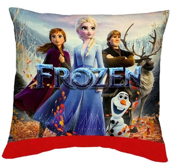 Възглавнички Frozen - Замръзналото кралство Елза Анна Кристоф Олаф Свен FRP104