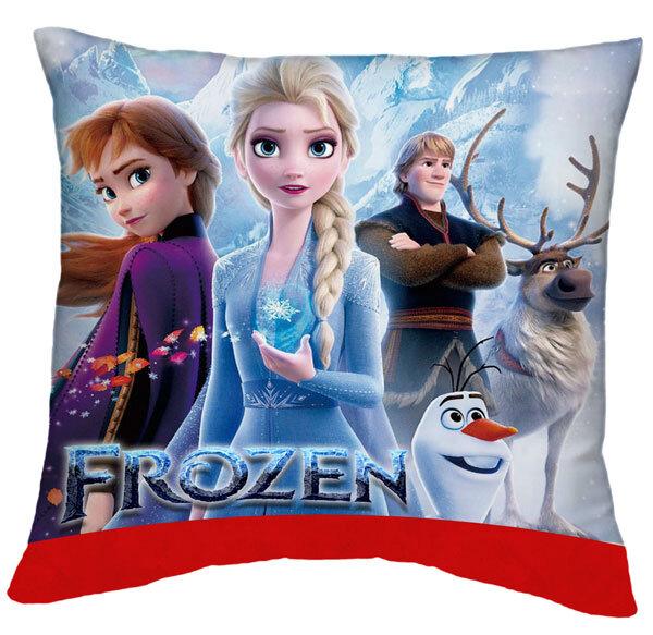 Възглавнички Frozen - Замръзналото кралство Елза Анна Кристоф Олаф Свен