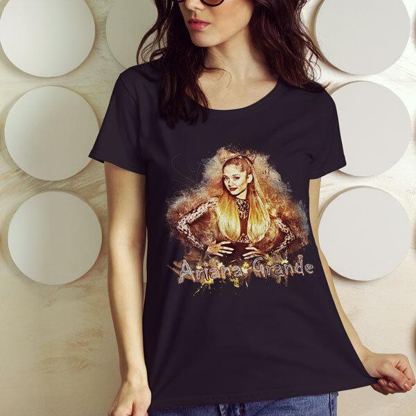 Тениска - Ариана Гранде  AGT101