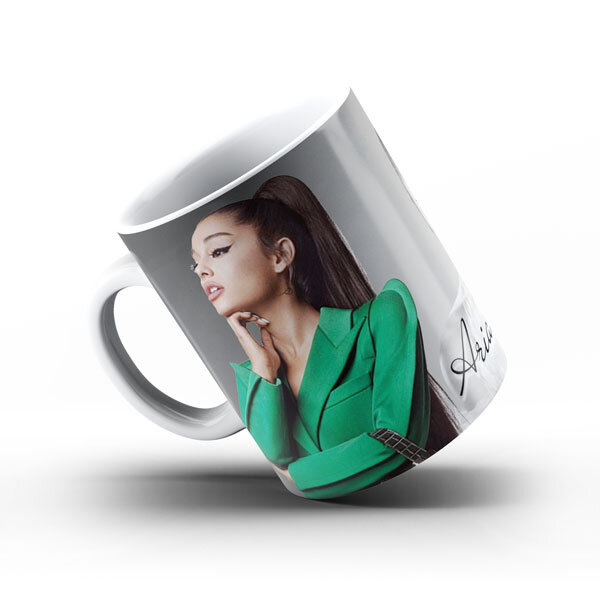 Керамична чаша Ариана Гранде AGCH102