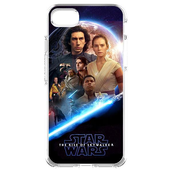 Силиконови кейсове Star Wars - Междузвездни войни The rise of Skywalker STWK101