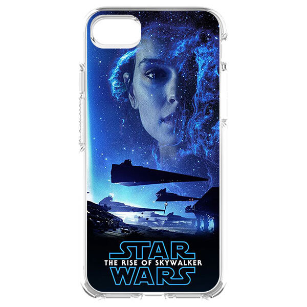 Силиконови кейсове Star Wars - Междузвездни войни The rise of Skywalker STWK107