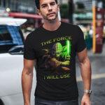 Тениски Star Wars - Междузвездни войни Yoda STW104B