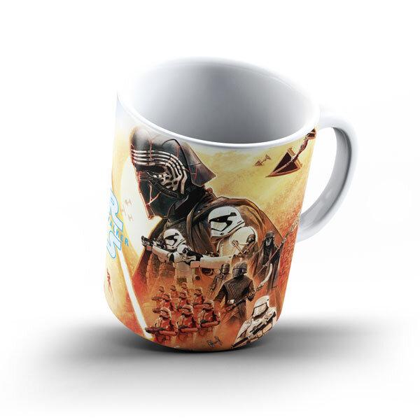 Керамичнa чашa Star Wars - Междузвездни войни STWCH104