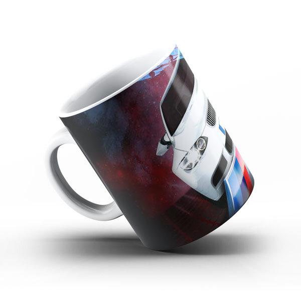 Керамичнa чашa за фенове с логото на BMW    BMWCH101