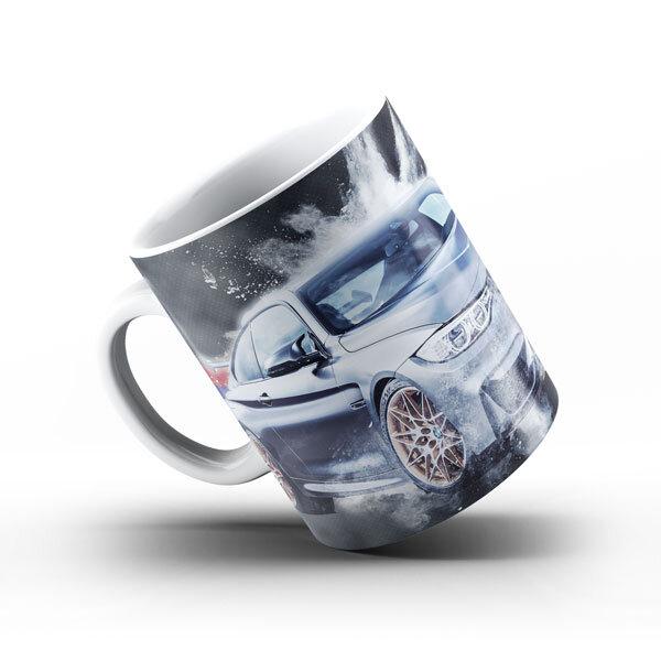 Керамичнa чашa за фенове с логото на BMW    BMWCH102