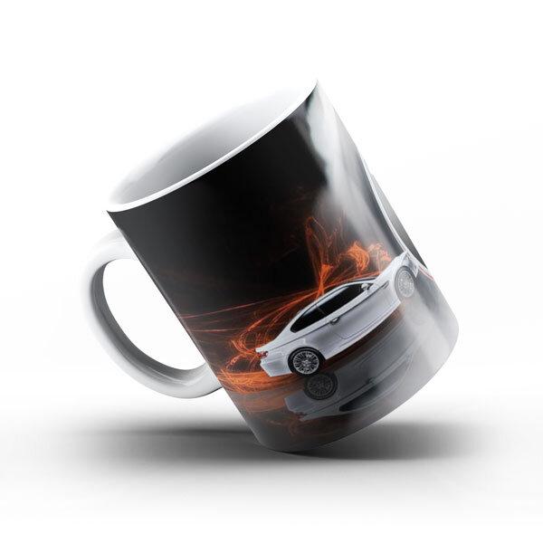 Керамичнa чашa за фенове с логото на BMW    BMWCH103