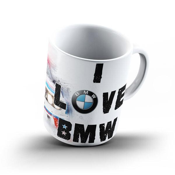 Керамичнa чашa за фенове с логото на BMW    BMWCH104