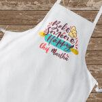 Персонална готварска престилка - Bake someone happy