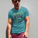 Тениска за имен ден - Приключения и лов