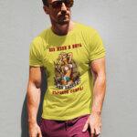 Тениска за имен ден - Без жени и бира...