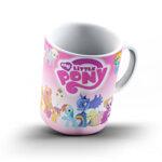 Детска керамична чаша - Pony