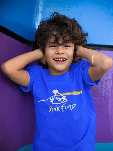 Тениска с щампа - Pink Floyd