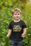 Тениска с щампа - Iron Madien baby