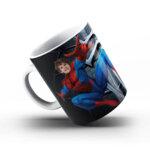 """Чаша със снимка  - """"Спайдърмен"""""""