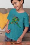"""Тениска с Ваша снимка - """"Костенурките нинджа"""""""
