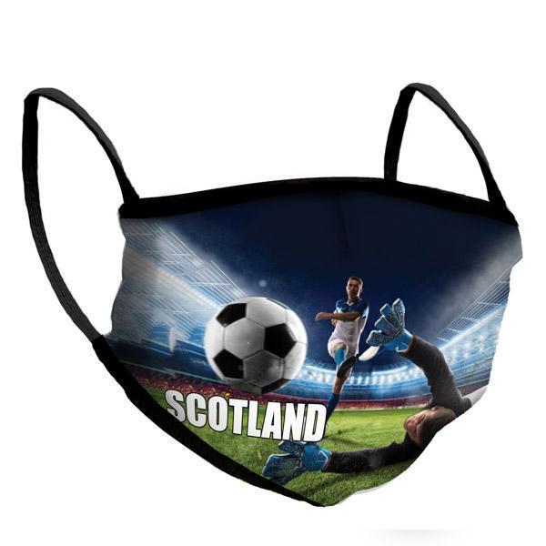 Маска за многократна употреба Euro 2021 - Scotland