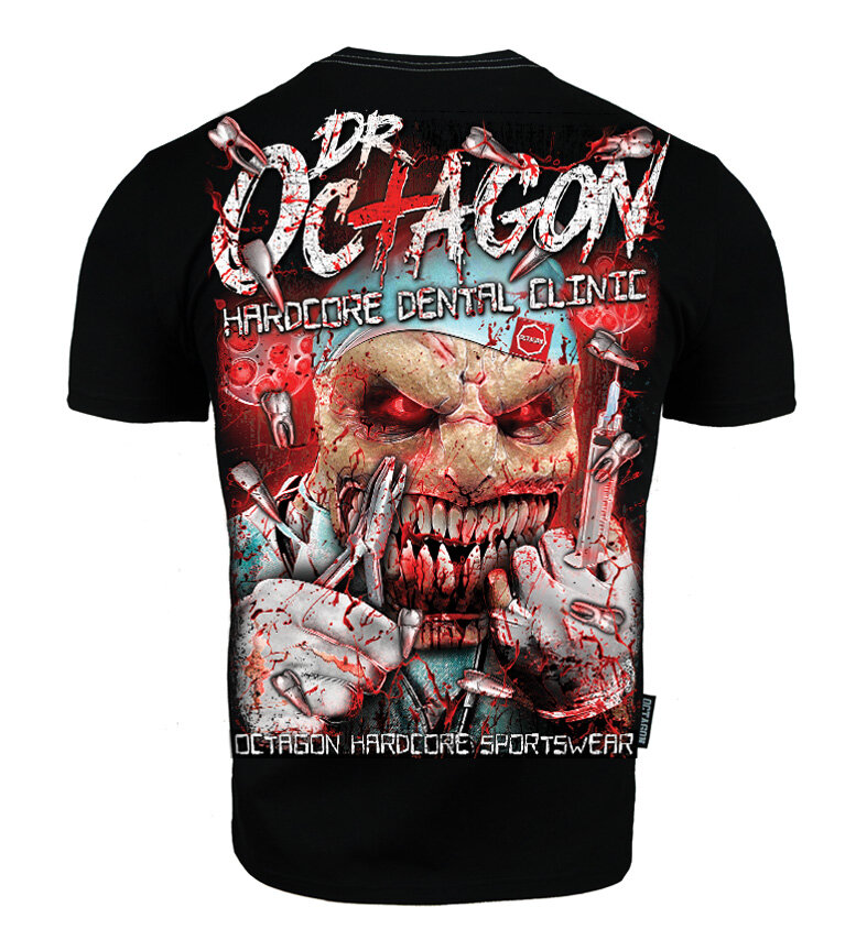 Octagon мъжка тениска DR