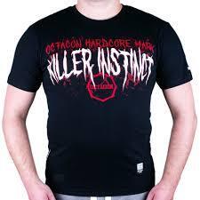 Octagon мъжка тениска INSTINCT