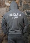 Ninja Wear Сив Анцуг Bulgaria TEAM