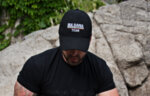 Ninja Wear Шапка черна Bulgaria TEAM