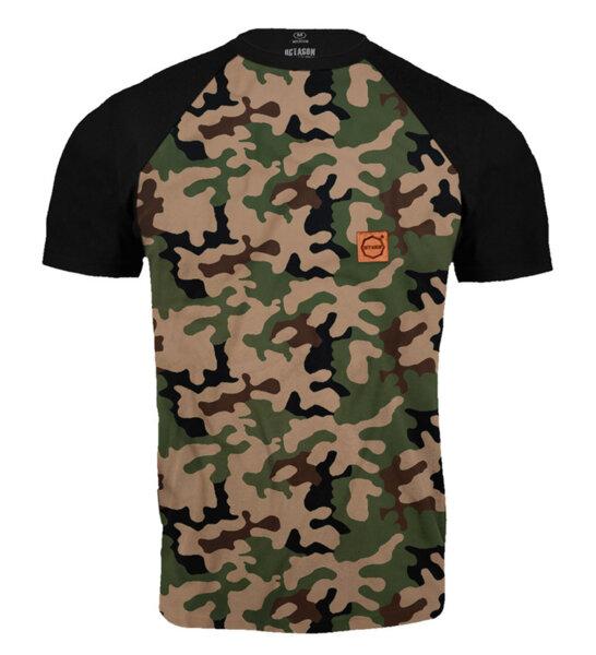 Octagon мъжка тениска Camouflage