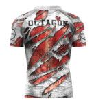 Octagon мъжки рашгард с къс ръкав Muscle