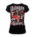 Octagon дамска тениска Queen