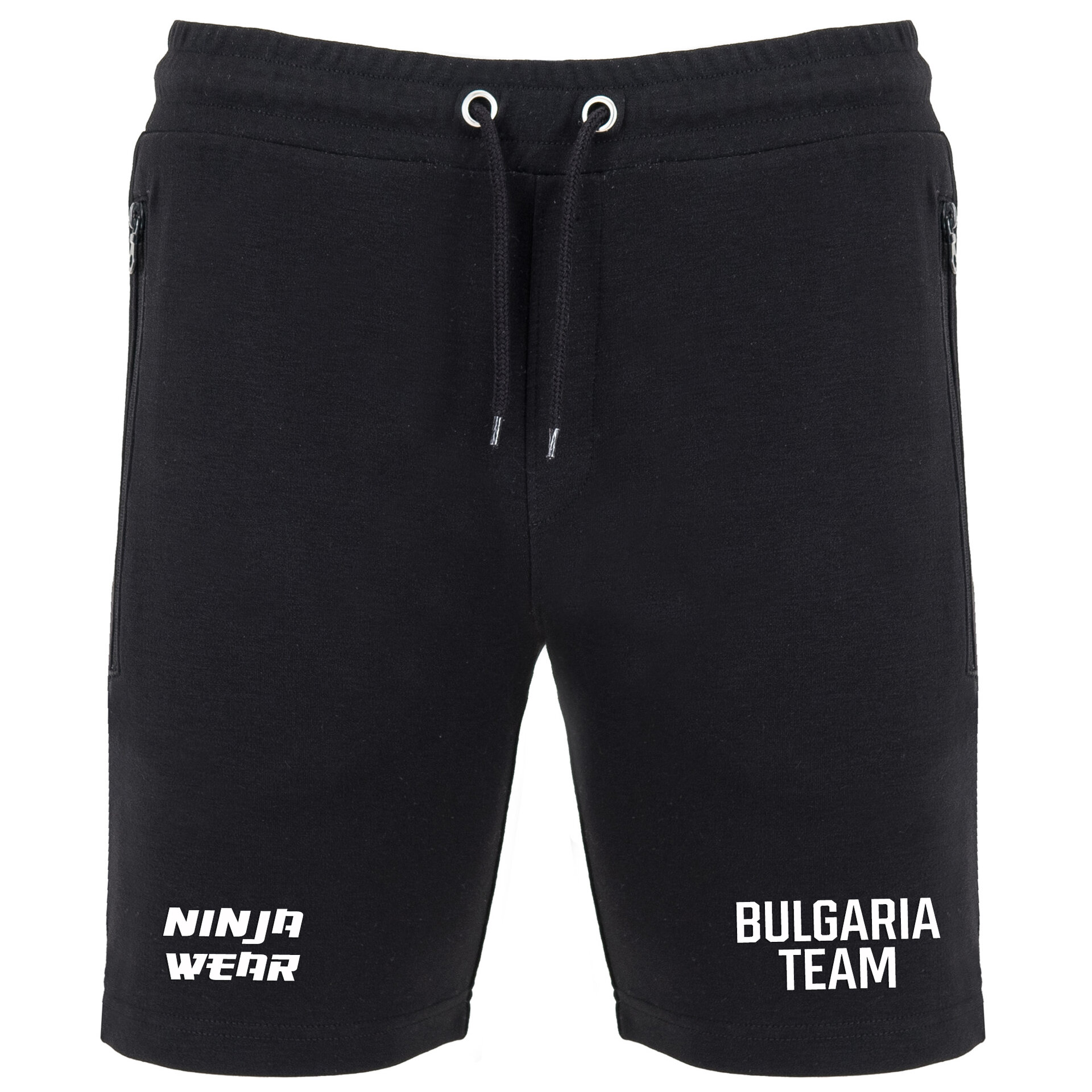 Ninja Wear Шорти - Bulgaria Team - Черни