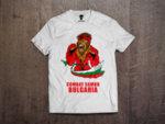 Ninja Тениска - САМБО - Лъв бойно самбо