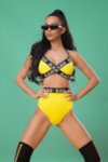 SWIMWEAR DEJUJU YELLOW