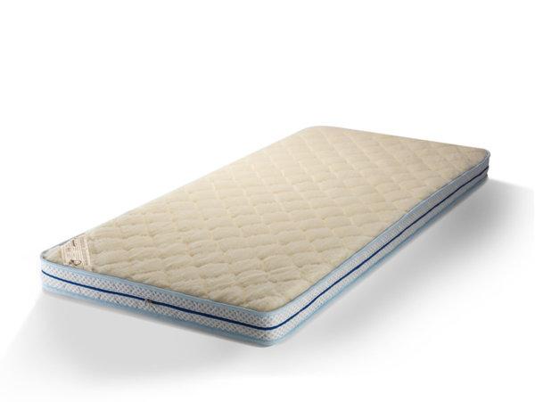Топ матрак със Сребърни йони и Мериносова вълна - двулицев, цип, 10 см, Medico Plus Silver Care Merino, Super comfort line