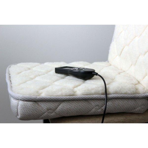 """Масажираща седалка с мериносова вълна """"Medico Massage+"""""""