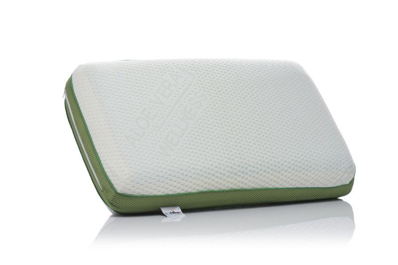Ортопедична мемори възглавница с охлаждащ гелMedico Aloe Wellness