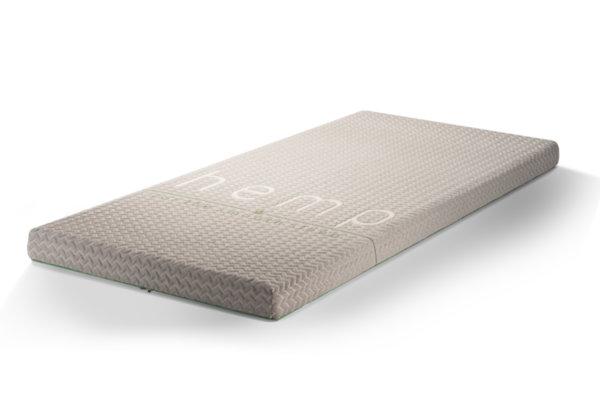 Топ матрак с органичен памук и коноп -двулицeв, 10 см, Medico Plus Luxury Hemp and Cotton Extra High line