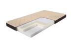 Луксозен Топ матрак IL Spirito De Firenze с Мериносова вълна - двулицев, 10 см