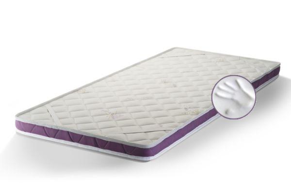 Топ матрак с Лавандула - двулицев, 6 см, Medico Plus Relax Memory