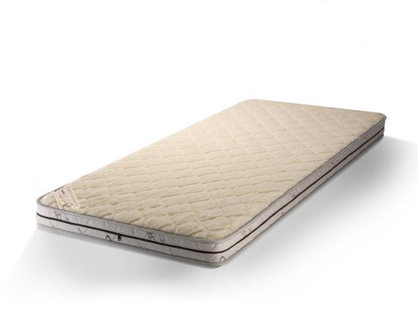 Топ матрак с Лен и Мериносова вълна - двулицев, цип, 10 см, Medico Plus Linen Organic Merino, Super Comfort Line