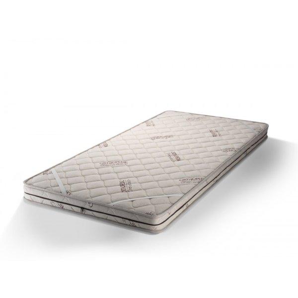 Топ матрак с Лен - двулицев, цип, 10 см, Medico Plus Linen Organic Extra, Super comfort line