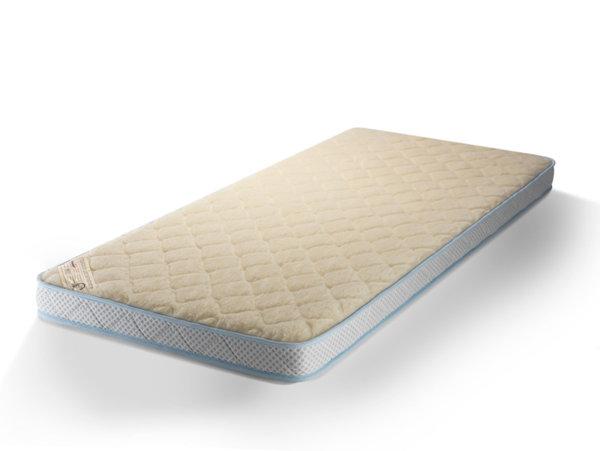 Топ матрак със Сребърни йони и Мериносова вълна - двулицев, 10 см, Medico Plus Silver Care Merino, Super comfort line